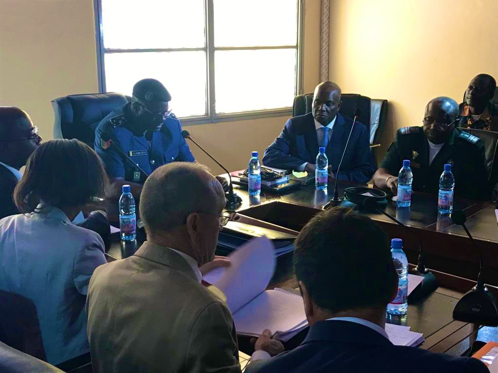 #HappeningNow in #Mali: @AfricaDcaf is supporting the Inspectorate General of Security Services (ISSPC) towards more efficient and #accountable #security institutions. The Inspectorate in Chief launched the 2 weeks workshop ⬇️