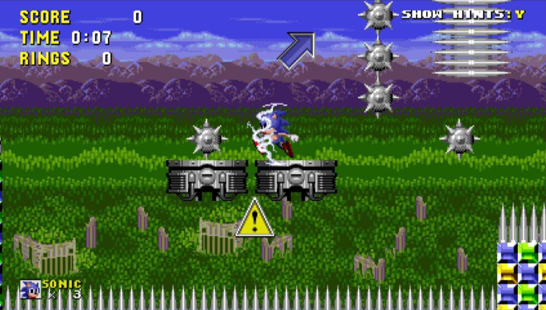 Classic Sonic Simulator V7 (@ClassicSonicSim) | Twitter