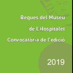 Image for the Tweet beginning: 34a Convocatòria Beques L'Hospitalet de