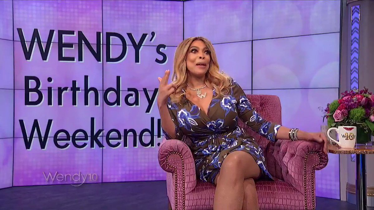 Image for the Tweet beginning: Wendy started her B-Day weekend