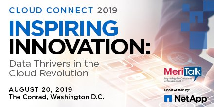 Attend #CloudConnect and learn how to take your organization from data survivor to data thriver - become an expert in the #hybridcloud.   Save your seat now: https://bit.ly/2SfaP23