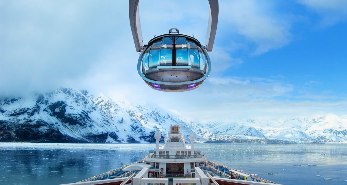 Explore the rugged wilderness of an untamed land with your group on Alaska 🦅 cruises and cruise tours.   For best travel tips like & follow WREN International ✈️ http://www.wrenintl.com   #alaska #alaskaweek  #alaskacruise #meetingsandincentives  #wrenexperience 🧭