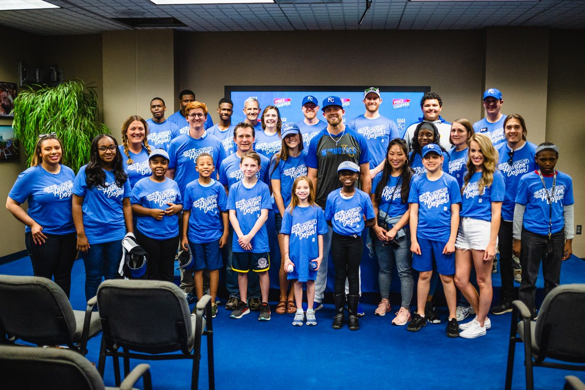 Take a behind-the-scenes look at the #StepUpBig program with @hdozier_17 and @BBBSKC. #AlwaysRoyal