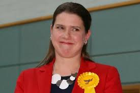 After watching/listening to CRASS REMARKS from #JOSWINSON of LIBERAL DEMOCRATS in her maiden speech as newly elected leader, in linking the murder of Jo Cox  with Nigel Farage and the Brexit Party. Hatred being stirred up thus - verging on the slanderous & is indeed unforgivable. <br>http://pic.twitter.com/40wpEZSH0D