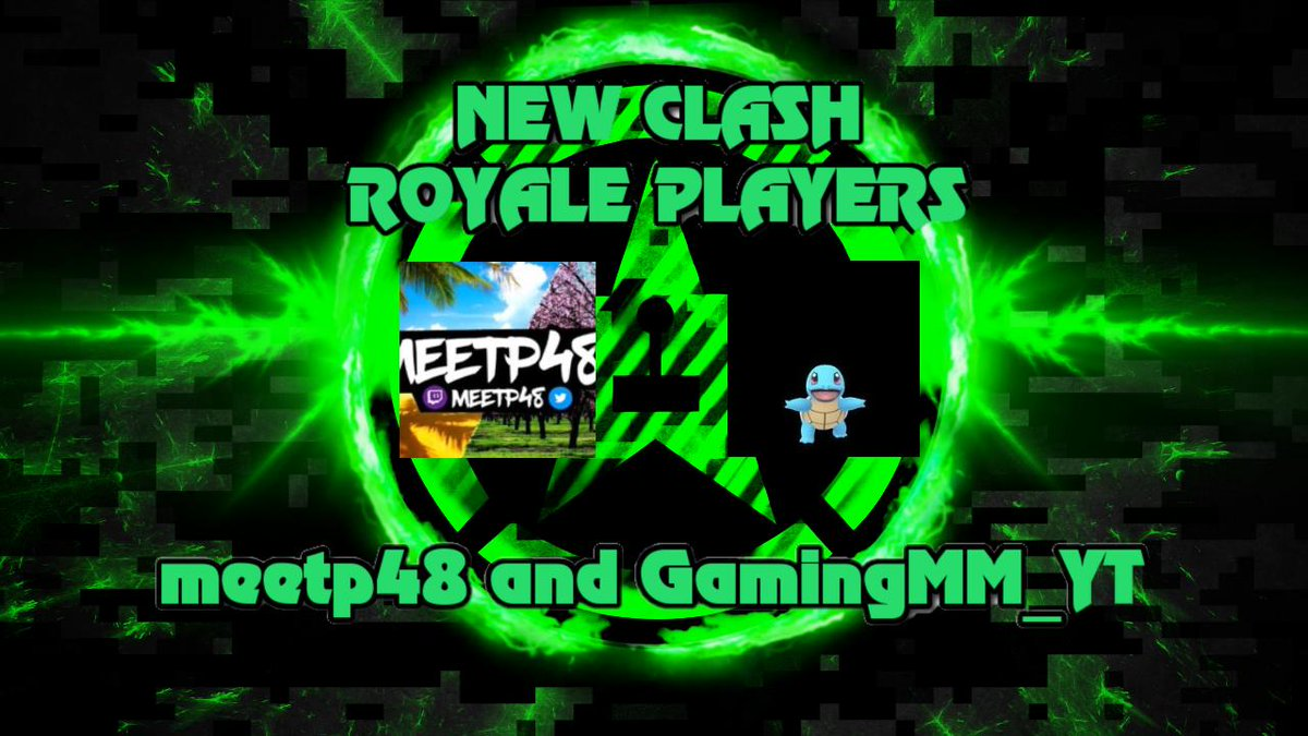 Welcome our new Clash Royale Captain and Player: @meetp48 and @GamingMM_YT!!  @SGH_RTs #grind #gaming #clashroyale #lookingforateam #lookingforaclan #ScarUp<br>http://pic.twitter.com/ExNpDeTv8T