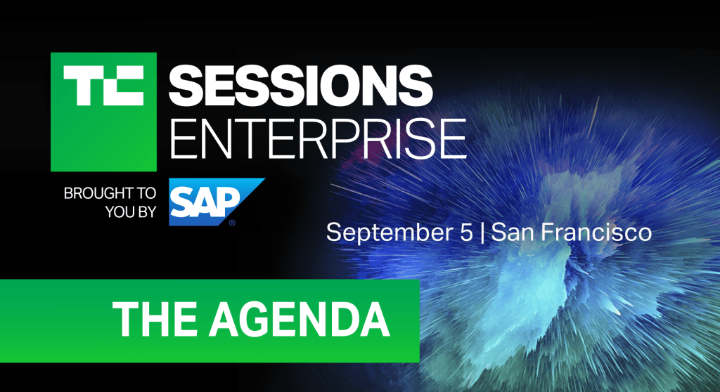 Announcing the agenda for TC Sessions: Enterprise | San Francisco, September 5 https://tcrn.ch/2Ob0BkZ by @fredericl