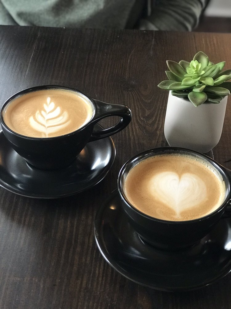 """Five glowing stars can't be wrong! 309 Coffee in #georgetown is the epitome of classy, cozy caffeine in Justin D's eyes, """"The coffee and, more importantly to me, the espresso are very tasty. Sparing no expense on the quality of machines or beans..."""" http://bit.ly/309CoffeeROTD #rotd"""