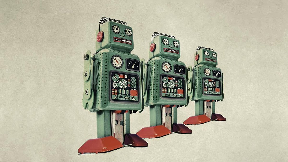 Are #Robots Coming for Our #Jobs?   Careful, It's a Trick Question   https://buff.ly/2M6DzJc #fintech #insurtech #AI #ArtificialIntelligence #MachineLearning #DeepLearning #robotics @singularityhub
