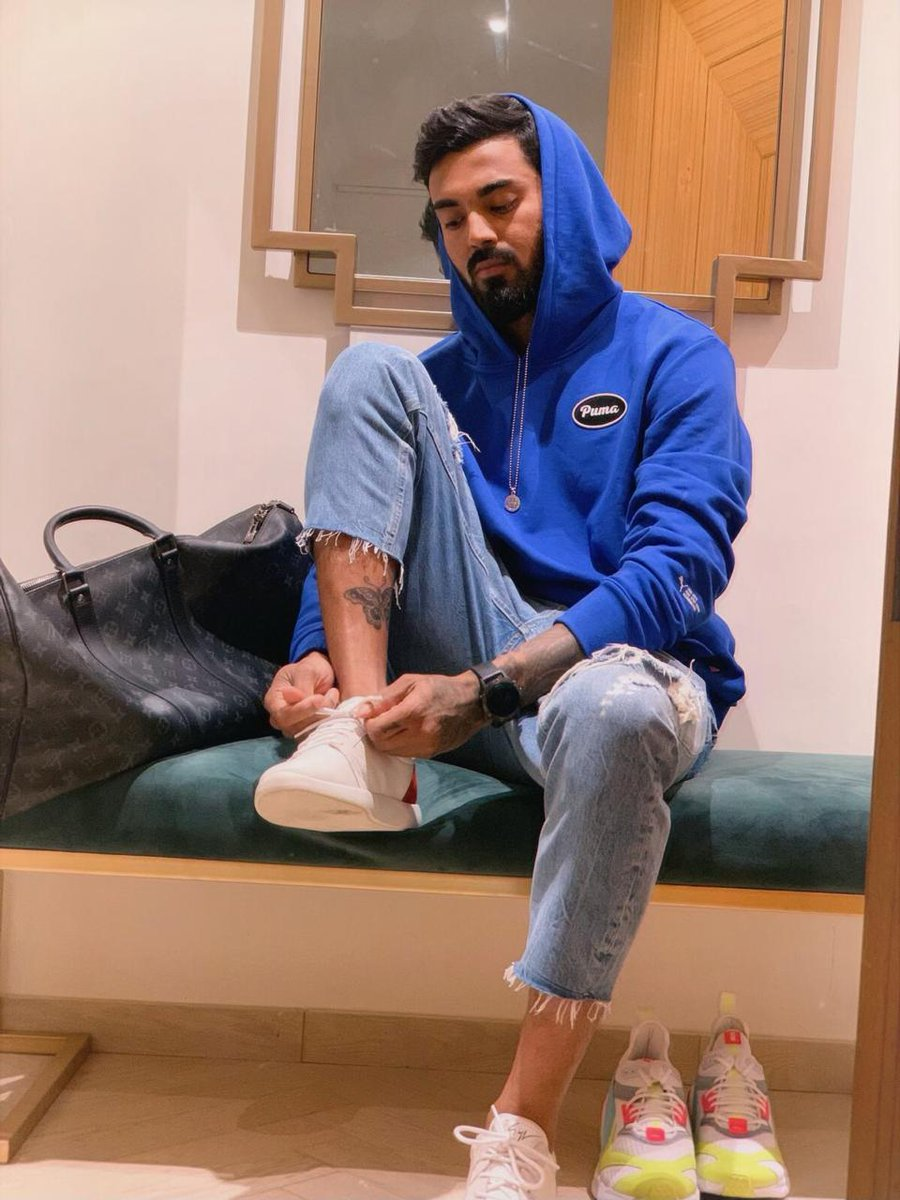Is it too late for Monday blues? @PUMA