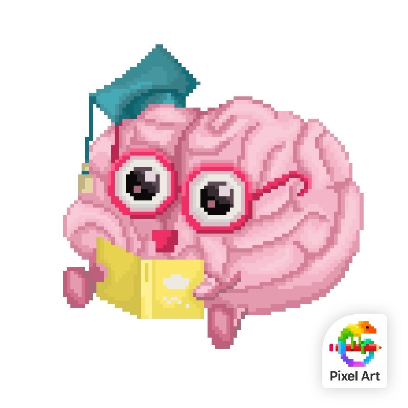 #KNOWLEDGE #pixelart