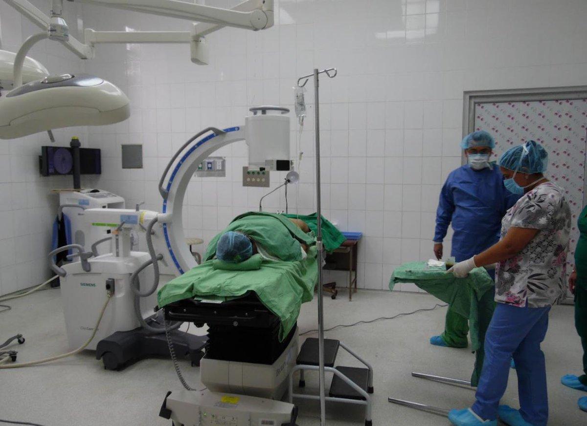 #Honduras Con el objetivo de brindar mejor atención a nuestros pacientes oncológicos el Hospital San Felipe cuenta desde octubre del 2018 con el área de Braquiterapia convirtiéndose así en el primer y único centro hospitalario que cuenta con este servicio a nivel nacional.
