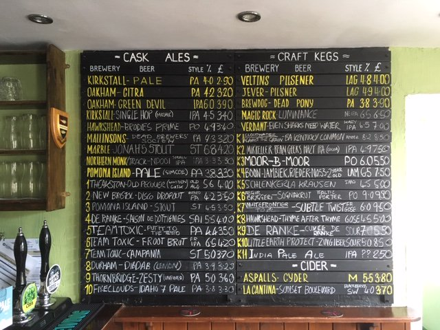 test Twitter Media - Monday's Beers, 20p discount on a pint today! #huddersfield https://t.co/azLZzqDTrm