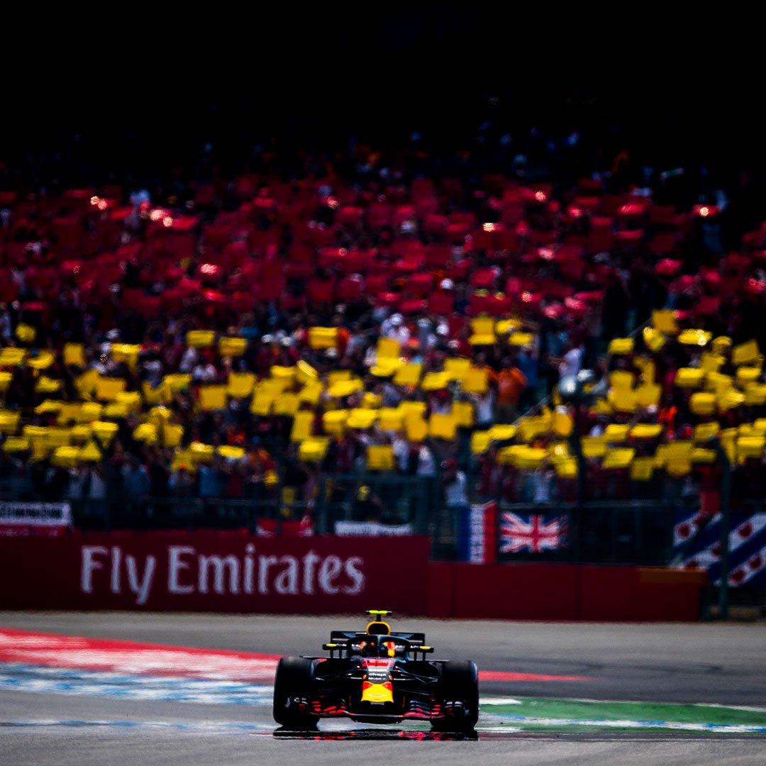 Full steam ahead for the #GermanGP  #F1<br>http://pic.twitter.com/981bz4nrG4