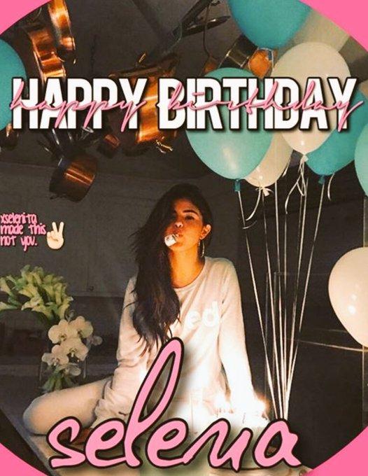 Happy belated Birthday girl     Gomez