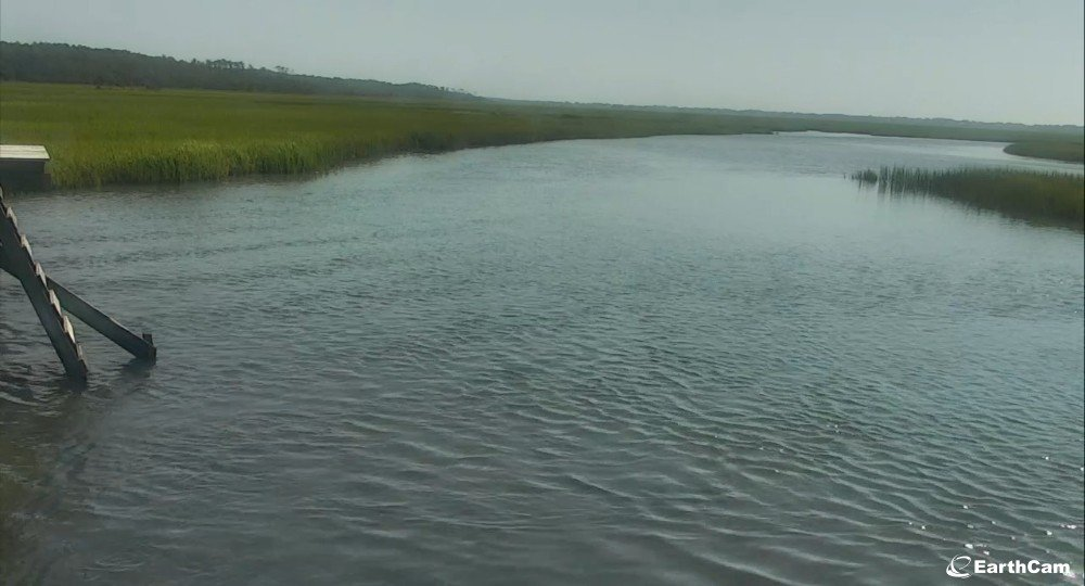 For #MyEarthCamMonday travel to #OysterLanding in #Georgetown, #SouthCarolina! Enjoy the incredible views at: https://myearthcam.com/oysterlanding Do you have an interesting view you'd like to share with the world? Learn how at http://www.myearthcam.com