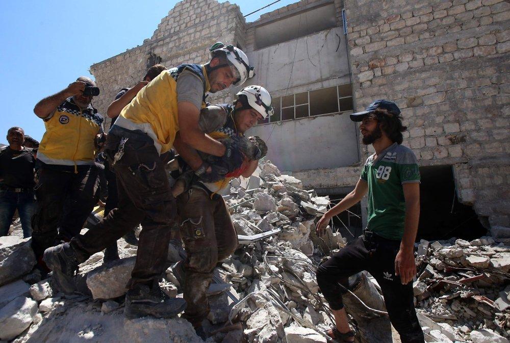 #موسكو تنفي تنفيذ غارة دامية استهدفت سوقاً #سوريةhttp://www.alhayat.com/article/4637361