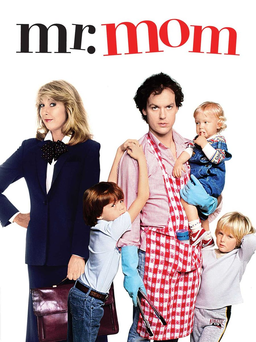 """Mr. Mom"" starring Michael Keaton and Teri Garr was released in theatres today in 1983. #80s #80smovies<br>http://pic.twitter.com/C3OgPzp6XV"