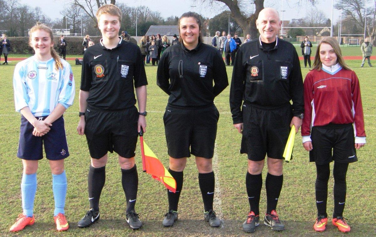list of essex referees