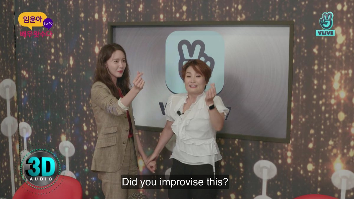 Genius Yoona & her improvised 3D-heart-beating <br>http://pic.twitter.com/IrrnzPFznG