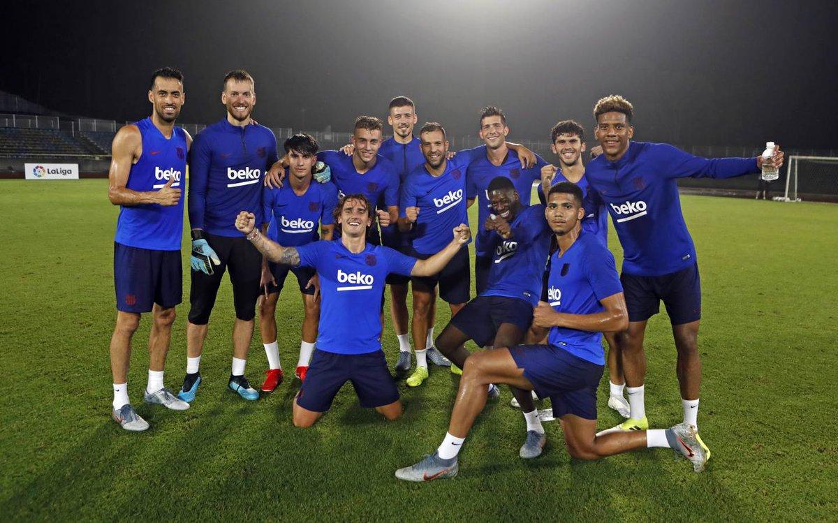 Winner team! 💪😁
