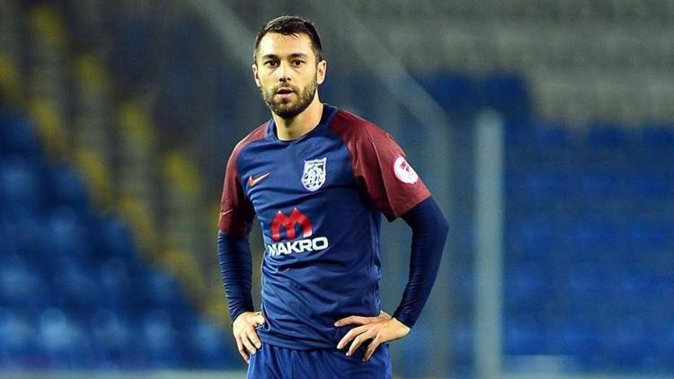 Alparslan Erdem, Başakşehir ile olan sözleşmesini karşılıklı fesh etti.