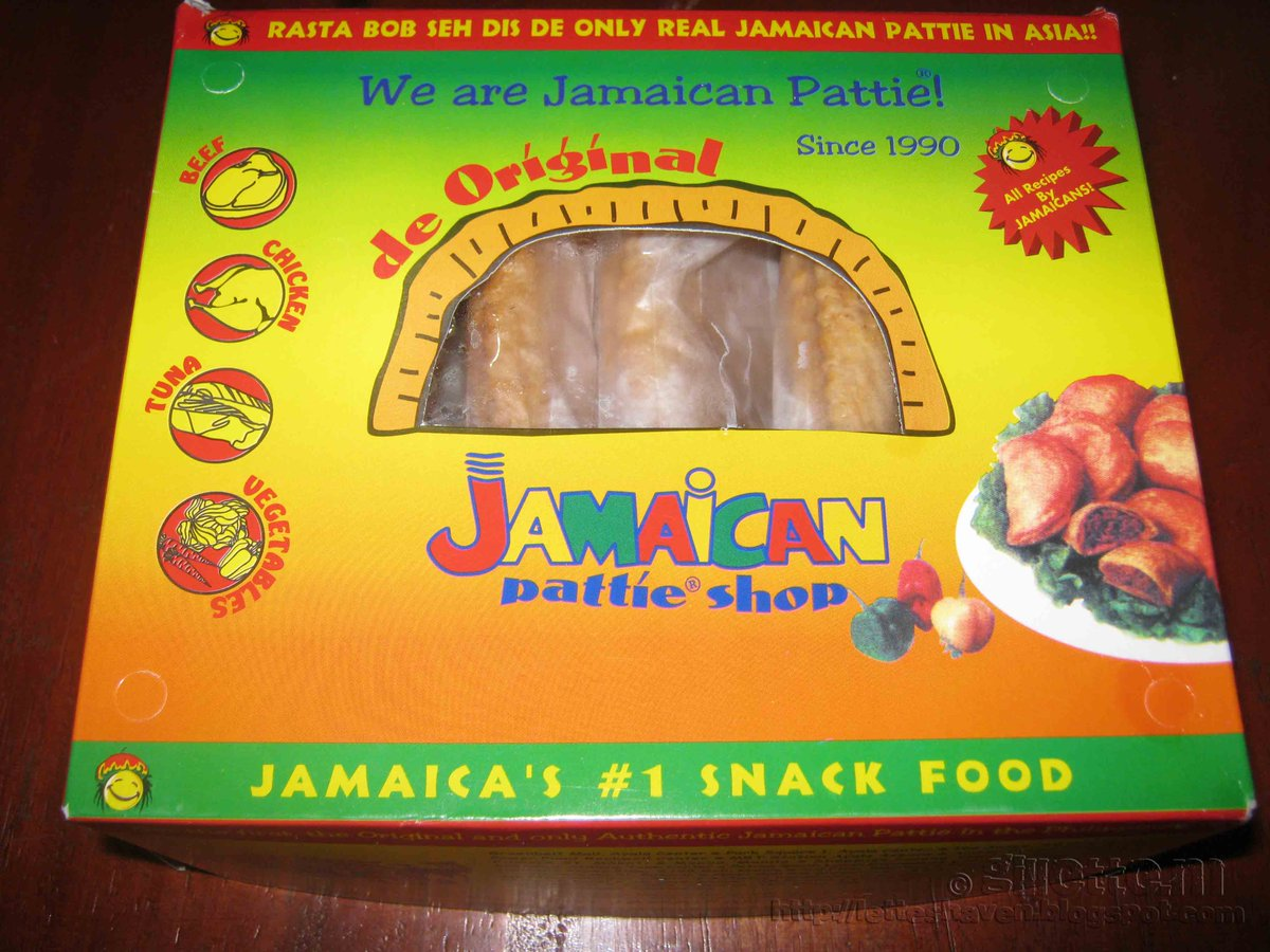 Original Jamaican Pattie Beef Pinatubo http://letteshaven.blogspot.com/2011/07/jamaican-pattie-snack.html…  #foodie #LettesHaven #FoodBlogger #yummy #FoodPorn #delicious #food #love #FoodReview #life #eat #eating #snack #pastry #bread #deOriginalJamaicanPattie #JamaicanFood #JamaicanPattie #CheezyBeef #beef #cheese #spicy