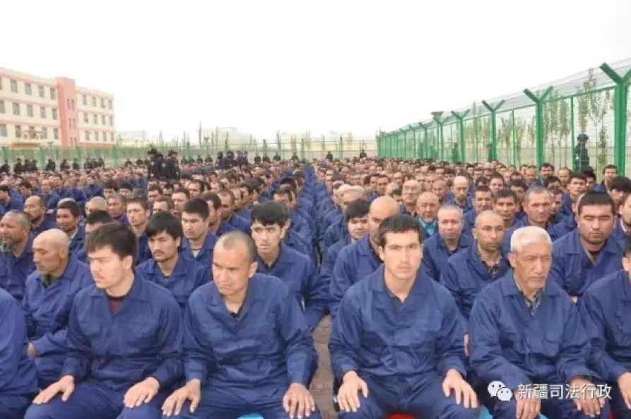 Pressure on China needed over abuse of Muslims in Xinjiang.  The Daily Brief:  https:// trib.al/W8MV5P9     <br>http://pic.twitter.com/13JixLifRM
