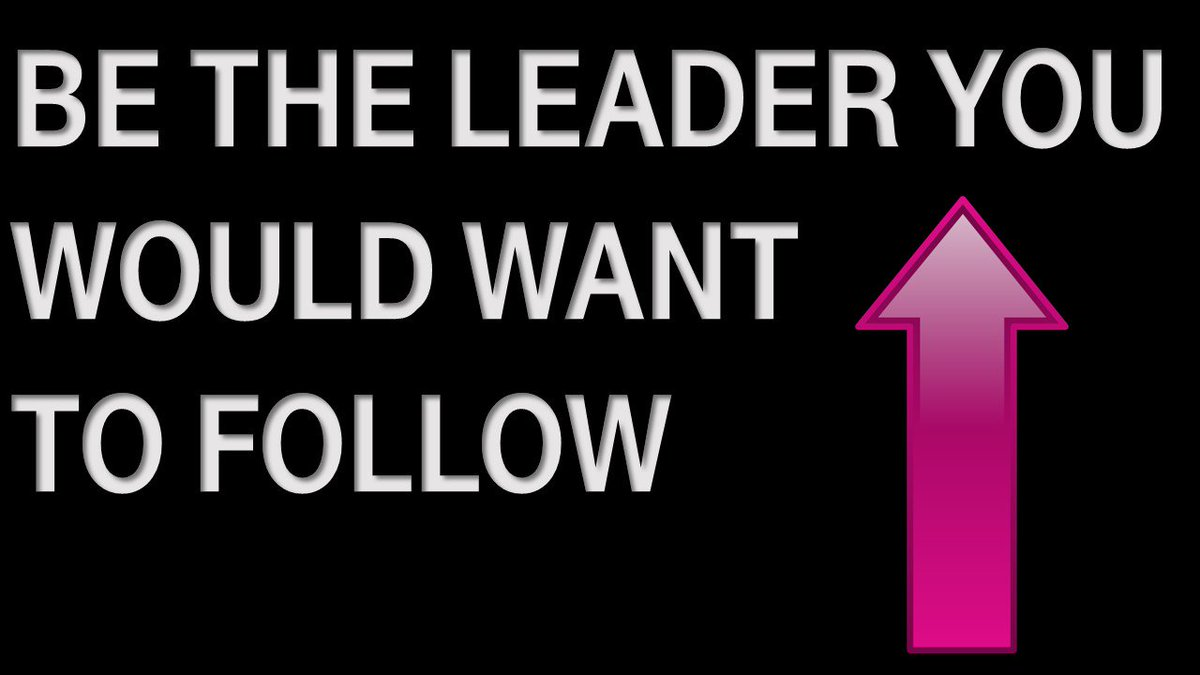 """All leaders should ask themselves… """"Would you be inspired to work for yourself?"""" #MotivationMonday #MagentaCentral<br>http://pic.twitter.com/7VYSbpk4XX"""