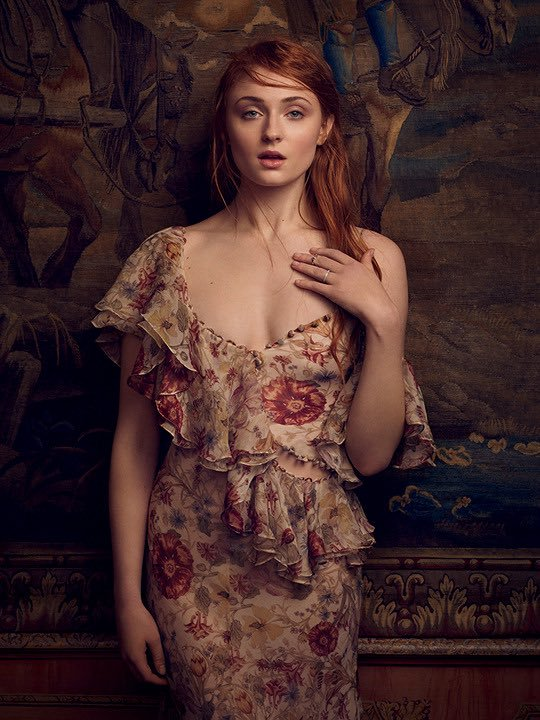 RT @sophieturnyr: not to be dramatic but sophie turner belongs to an art museum https://t.co/wWepAEPVBO