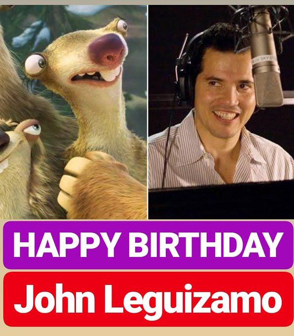 HAPPY BIRTHDAY John Leguizamo