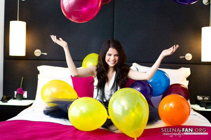 Happy Birthday Selena Gomez!!!
