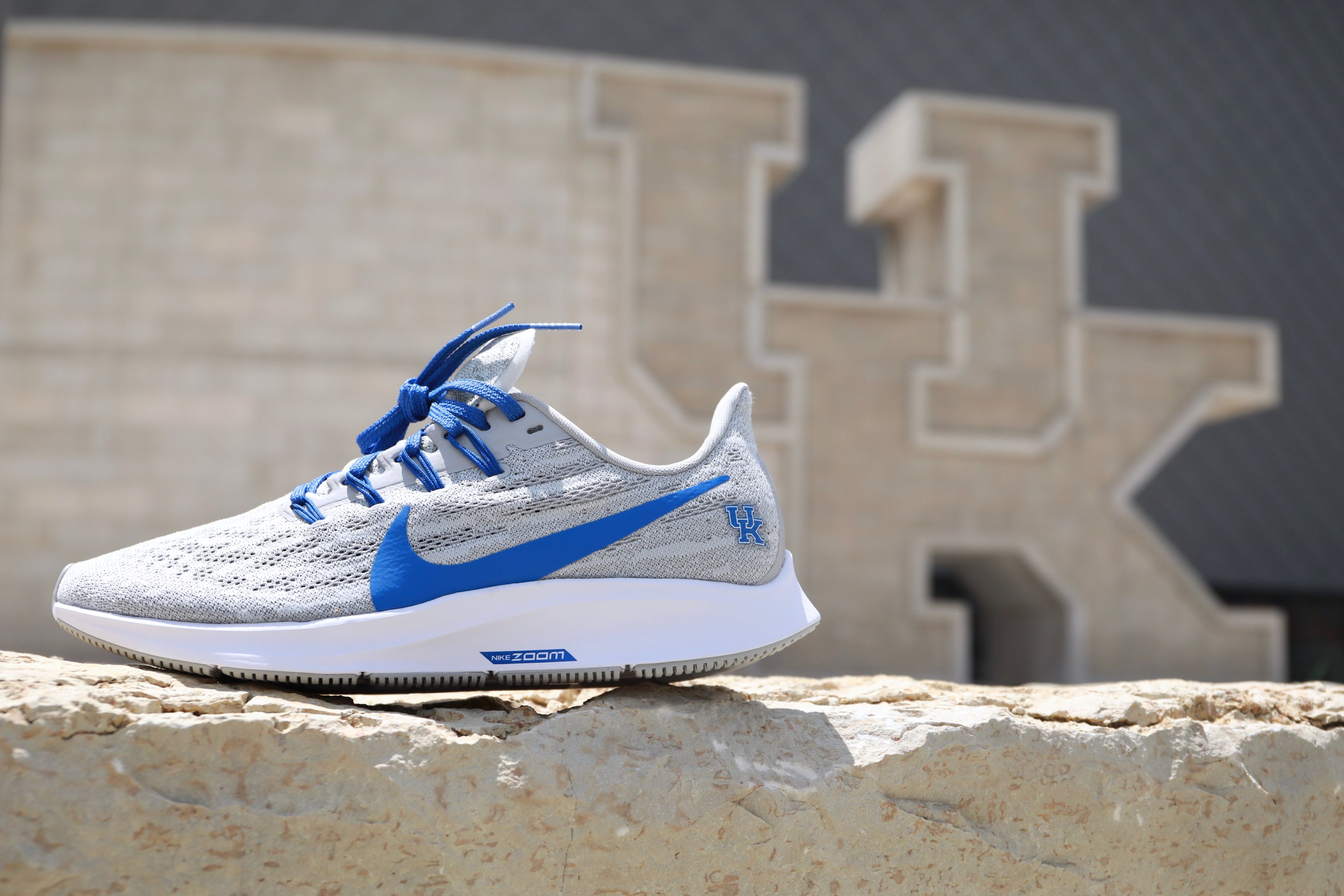 meet 62c0a 66539 LOOK: Kentucky Nike Air Zoom Pegasus 36 released | Kentucky ...