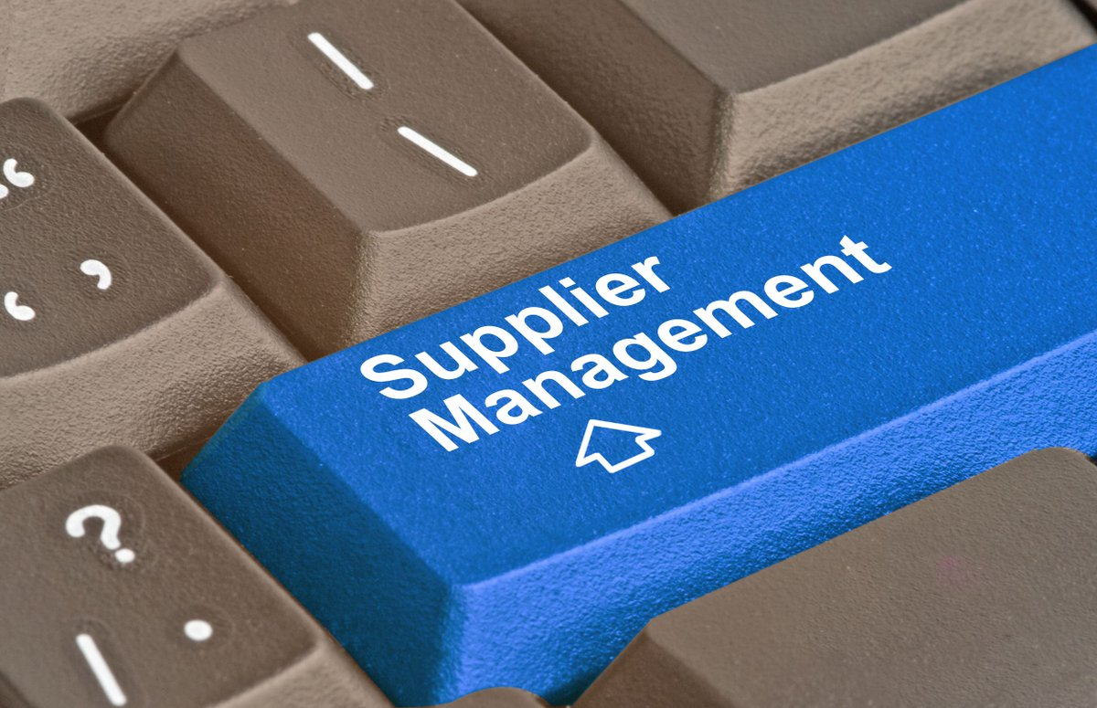 Supplier Relationship Management is the hallmark of the Modern Procurement Function. Read onstrategies for effective Supplier Relationship Management: Understand and Accommodate Supplier Interest. https://buff.ly/2Jb36Pz    #procurement #purchasing #supplychain #Processing