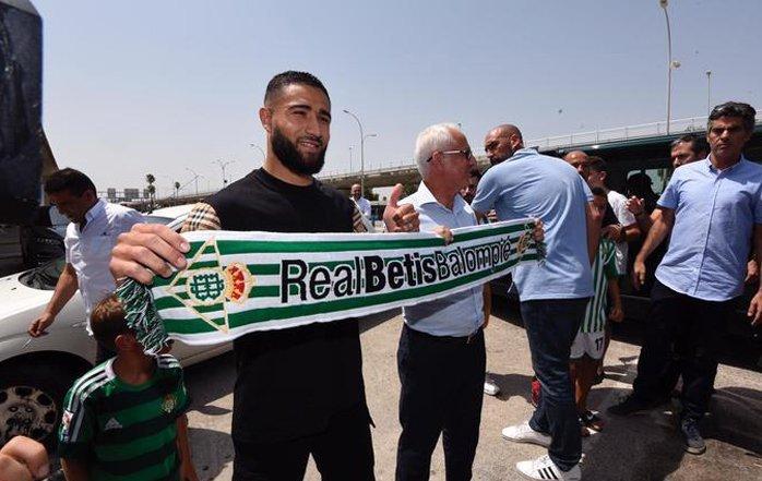 Fekir est à Séville