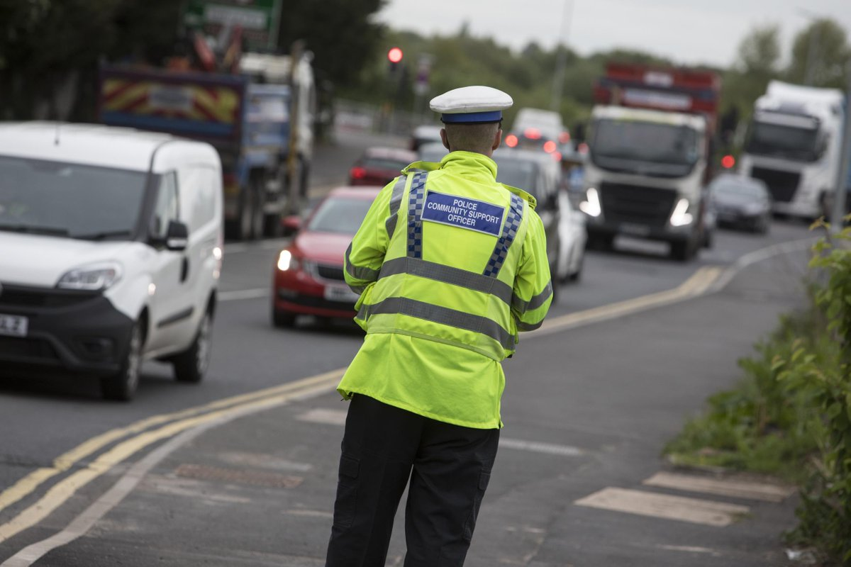 A week-long national #enforcement campaign (co-ordinated by @PoliceChiefs) starts today aimed at reminding road users of the importance of transporting dangerous goods safely. Check out further information here -  https://crowd.in/lrtehR