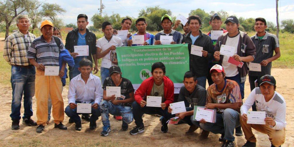 #Paraguay: Comunicadores #indigenas se capacitaron en producción de #radio ▶http://bit.ly/2y04FcR