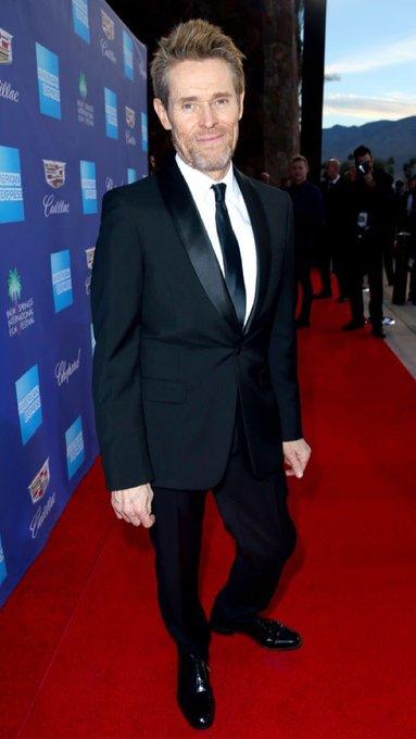 Happy Birthday to Actor Willem Dafoe     !!!