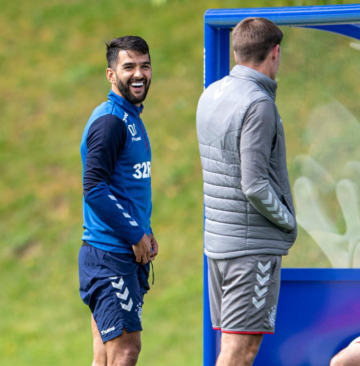 ✍️ TRANSFER NEWS ✍️ Daniel Candeias has completed his move from Rangers to Gençlerbirliği on a two-year contract.