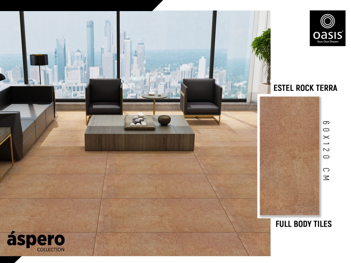 Decorate your home with our Estel Rock Terra tiles For more details