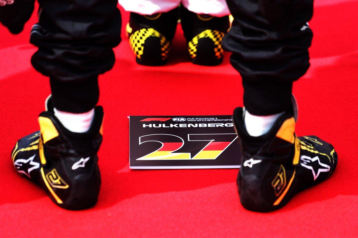 Home race for #27. 🇩🇪  #RSspirit #GermanGP