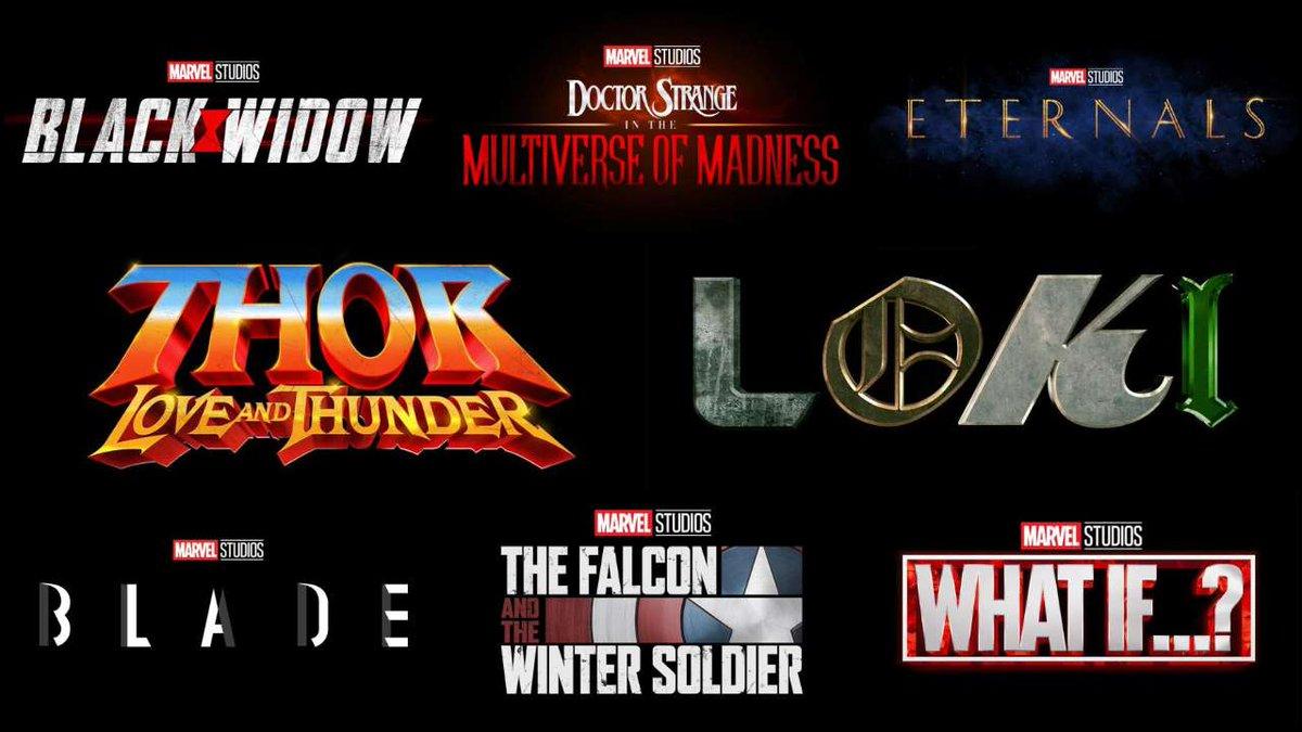 Así se prepara #MarvelStudios para su cuarta fase de películas y ...