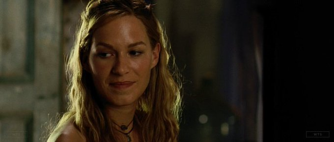 Happy Birthday to Franka Potente who turns 45 today! Name the movie of this shot. 5 min to answer!