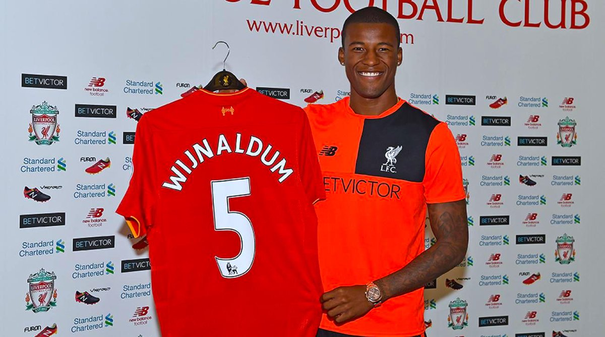 It's already 3 years ago that I joined this wonderful club. And with becoming Champions of Europe dreams came true. 💪🏾 I feel so blessed to be part of this incredible team and club. Thanks Liverpool for believing in me and all Reds for the amazing support. 🙏🏾 #YNWA 🔴🔴🔴