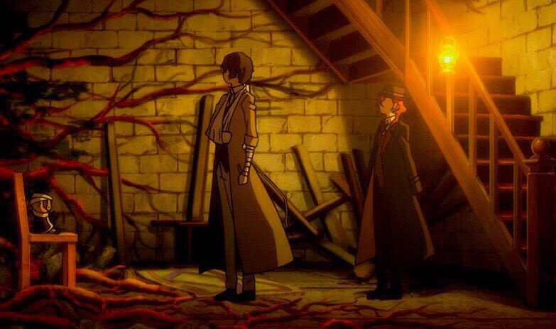 i will never stop talking about dazai and chuuya's size difference