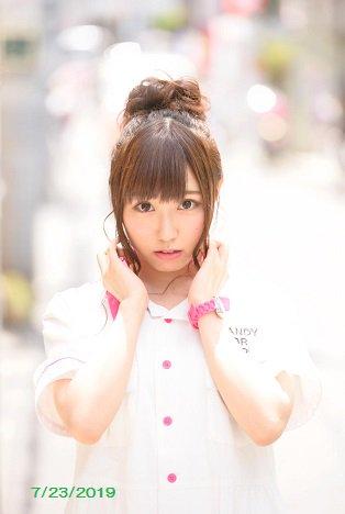 Happy birthday, 鈴木愛奈さん!#Anniversary723