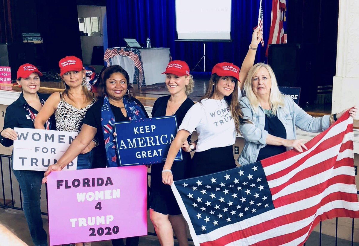 Our squad > their squad.   Women for Trump!  #MondayMotivation <br>http://pic.twitter.com/tRQhhy7raM