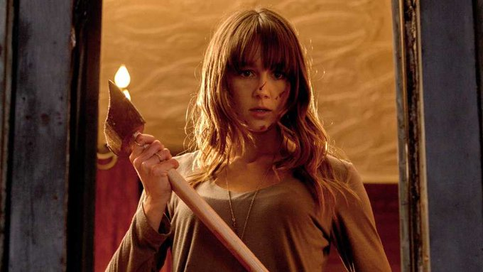 Happy 36th birthday to YOU\RE NEXT star Sharni Vinson!