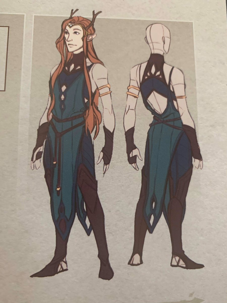 Ginny Di D On Twitter Keyleth Progress Thread I Ve Been Working On Keyleth S Costume From Vox Machina Origins To Debut At Gencon This Thread Will Hold My Progress And Tips For Now i know that keyleth is freshly. ginny di d on twitter keyleth