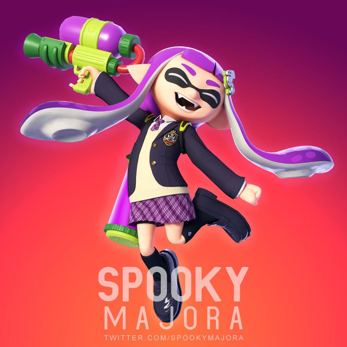 Finished a commission of the Inkling for @mgiggsart!  #SuperSmashBrosUltimate  #SmashBrosUltimate  #Nintendo #SmashBros  #Splatoon #Splatoon2 #Inkling #gaming #commissions #commissionsopen<br>http://pic.twitter.com/7AoJ6T7JoC