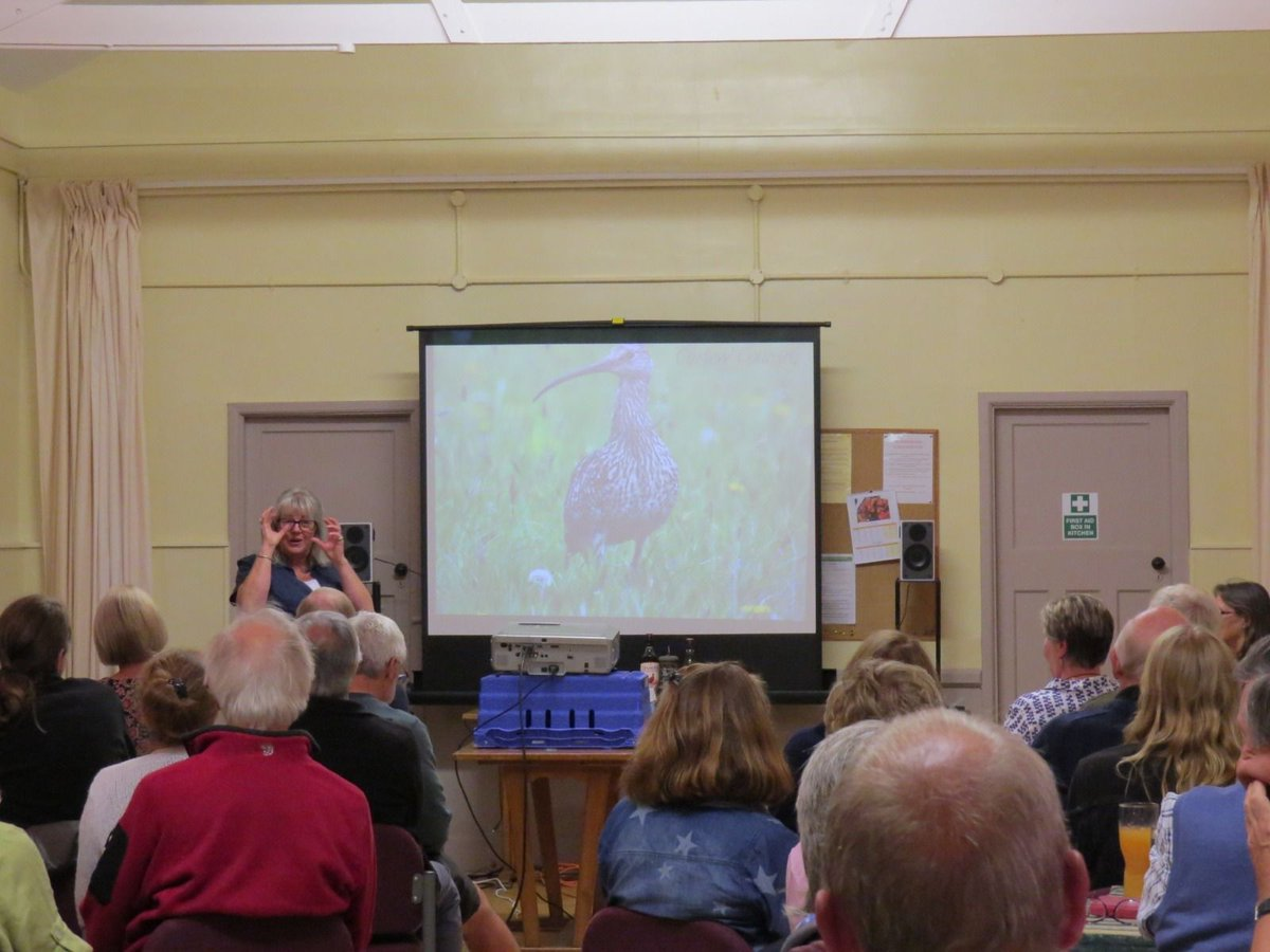 We would like to say a huge thank you to those who arranged and supported the Habberley Film event. They raised an impressive £1000, bringing our total above £30,000, and drawing down £10,000 match funding from the Whitley Animal Protection Trust.